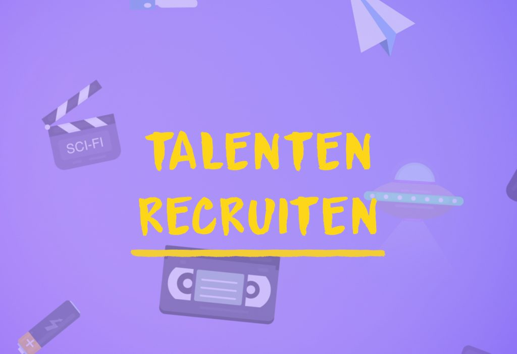 Talenten recruiten met video