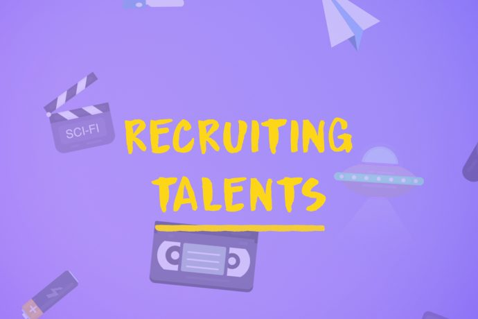 #Vlog: Recruiting talents with video